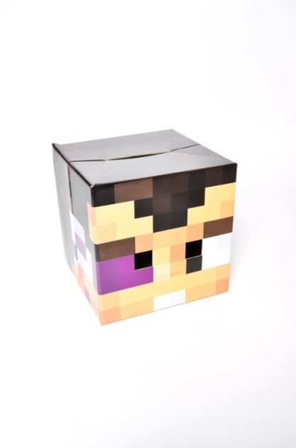 Careta Minecraft Veggetta
