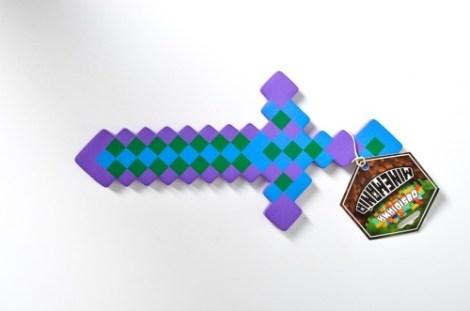 Espada Chica MODS Minecraft