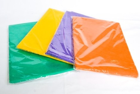 Mantel rectangular liso