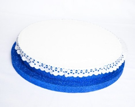 Base para Torta gibreada