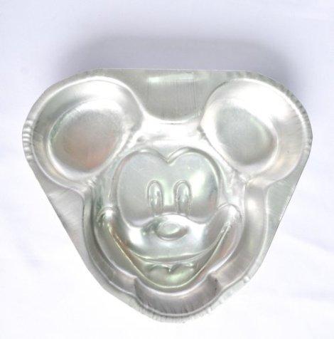 Molde Aluminio Mickey