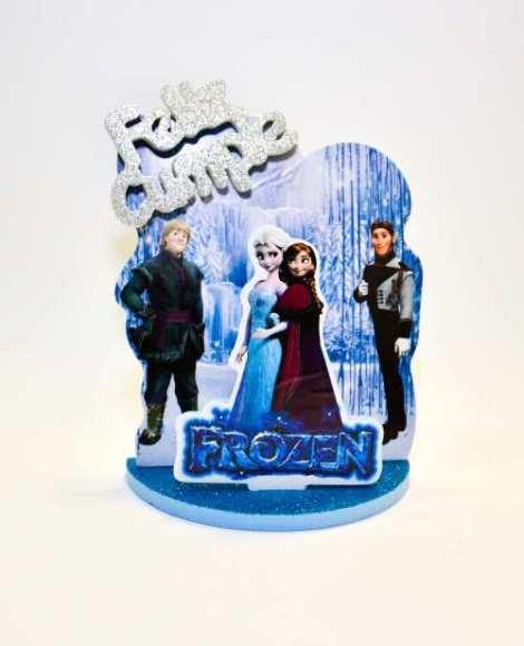 Adorno torta Frozen