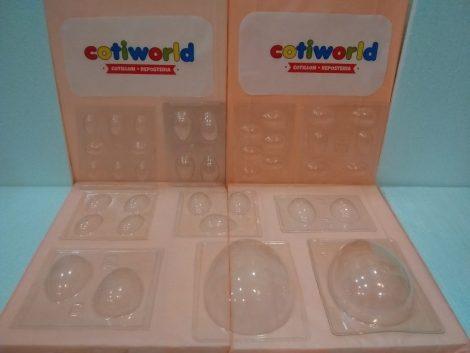 Placas de huevos de pascuas