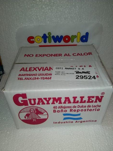 Alfajor Guaymallen