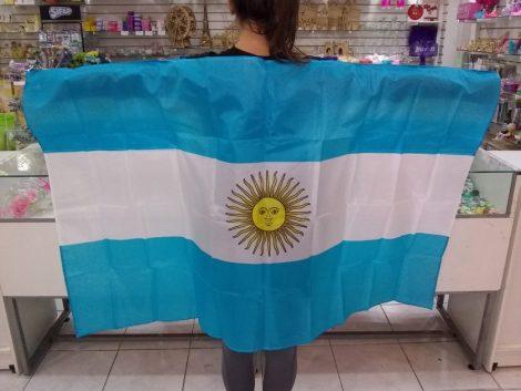 Bandera pajaro Argentina