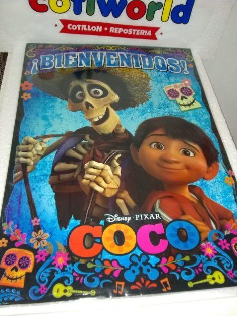 Afiche Coco