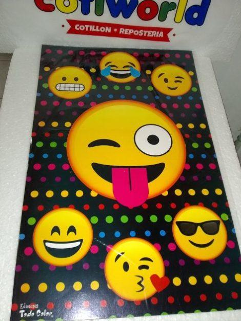 Afiche Emoji