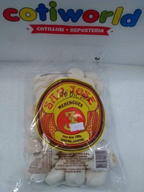 "Mini merengue chicos ""San Jose"" x 100grs."