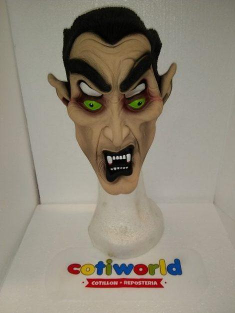 Careta Dracula de latex