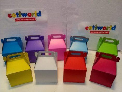 Cajita sorpresa de colores (10x12cm)