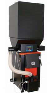 автоматическая пеллетная горелка апг 25