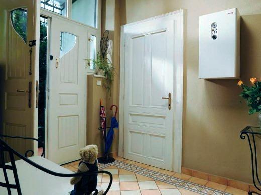 электрокотел в часном доме