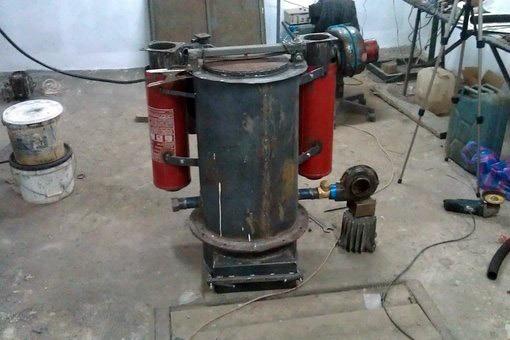 газогенераторная установка