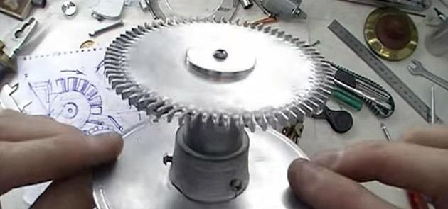 мини-генератор электроэнергии