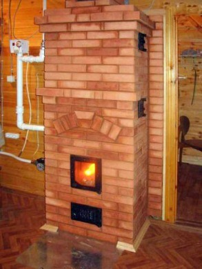 паровое отопление от печки