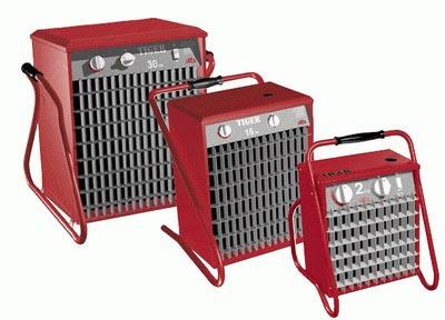 бытовой тепловой вентилятор