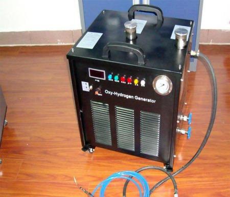 аппарат для получения газа методом электролиза