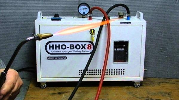 генератор для сварочных работ