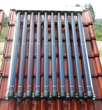 солнечная батарея заводского изготовления