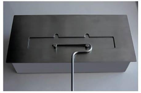 топливник из металла