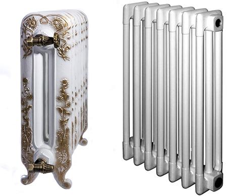 радиаторы отопления из чугуна