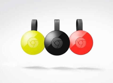 Chromecast (2nd gen)