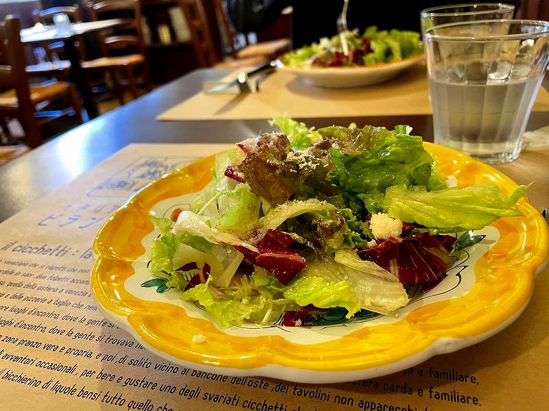イタリア食堂ビランチャでランチ3