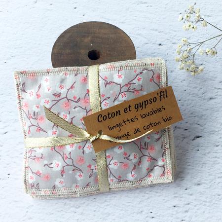 lingettes-lavables-cerisiers-roses