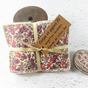 lingettes-lavables-liberty-rose