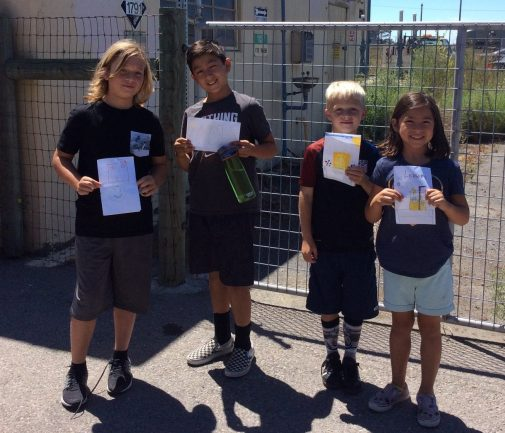 Summer break meant lots of kids raising money for COTS