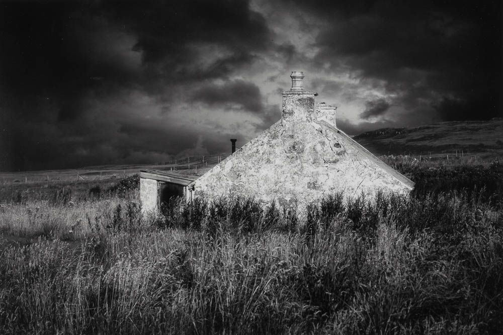 Abandoned Cottage, Isle of Skye