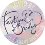 Cotswold Tipis loved by Festival Brides