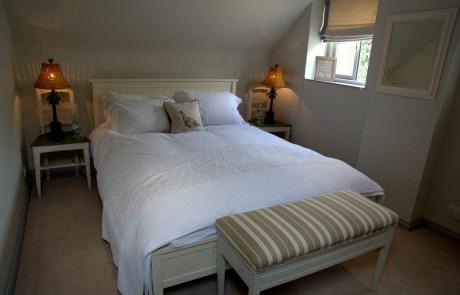 The Five Alls Bedroom