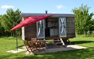 Manor Farm Shepherds Hut