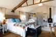 August Farmhouse Garden Cabin Interior