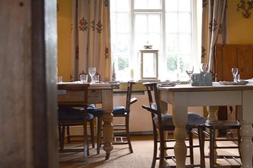 The Kingham Plough Dining