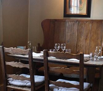 Kingham Plough Dining
