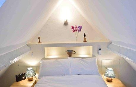 Cosy Corner Cottage, Evenlode, Master Bedroom 2