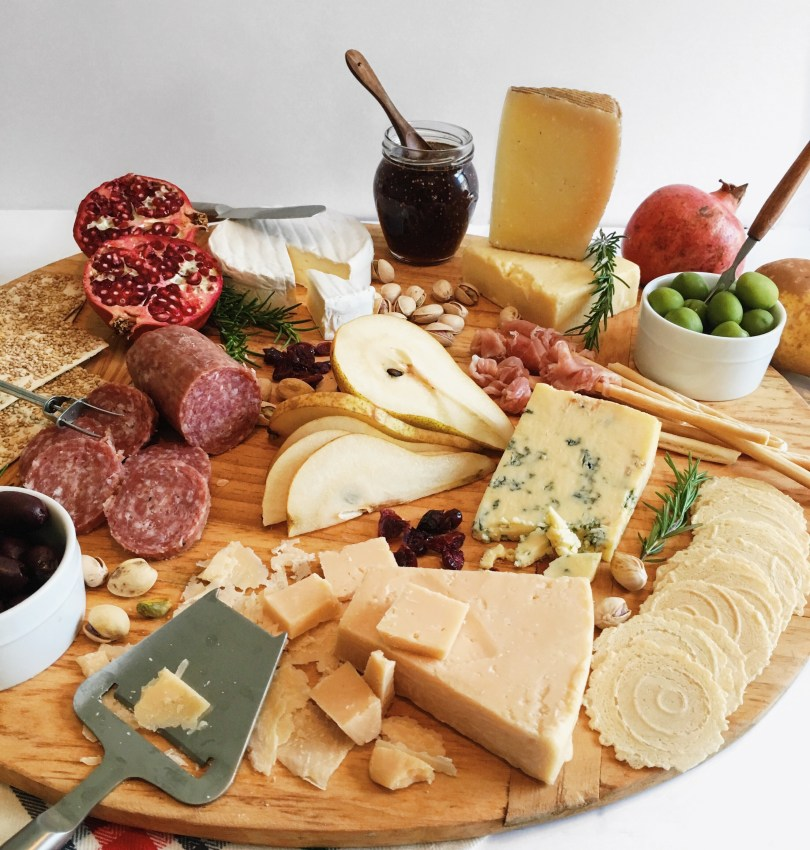 cheese board guide