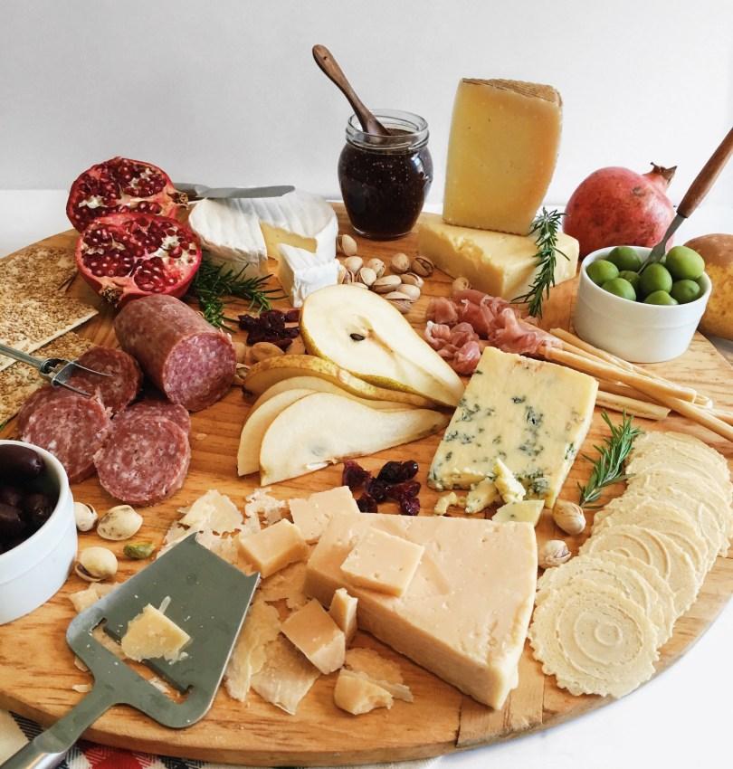 cheese board guide