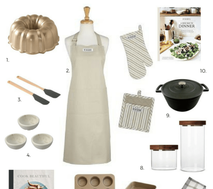 CREATIVE COOK GIFT GUIDE