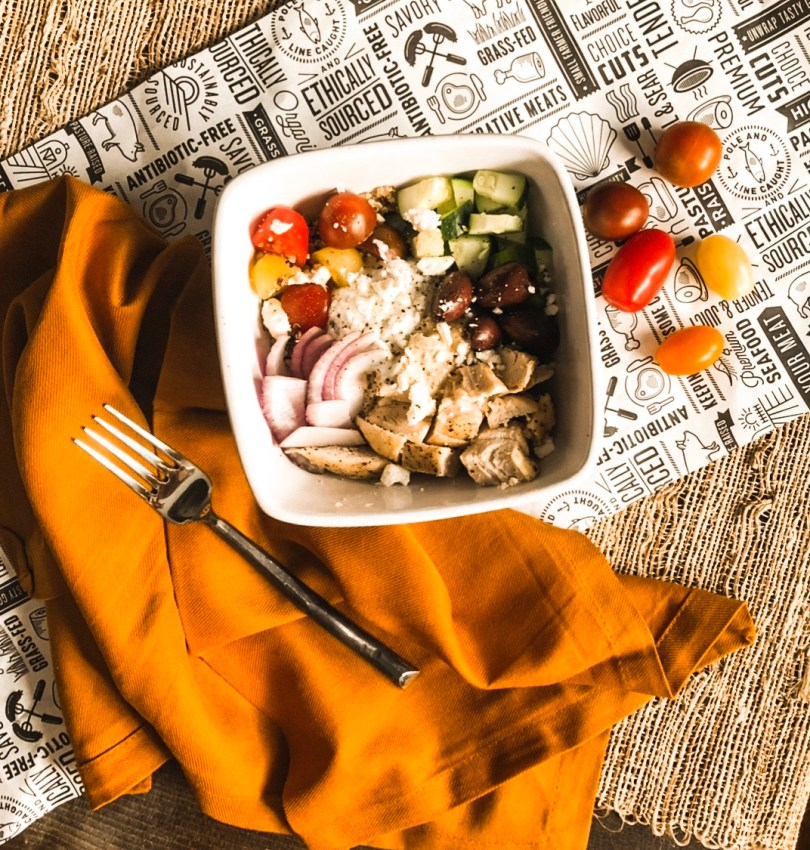 greek bowls