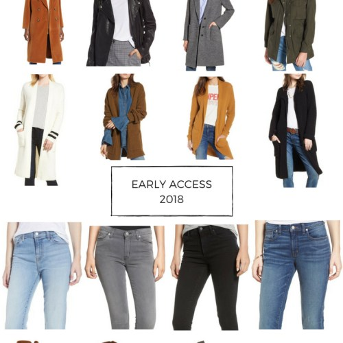 Nordstrom Early Access Anniversary Sale