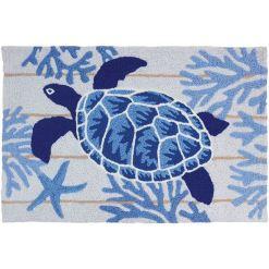 _indigo-sea-turtle jellybean rug