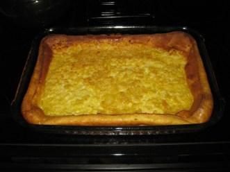 Photo credit: 'Pannukakku - Finnish Oven Pancake' puroticorico via Foter.com / CC BY Original image URL: https://www.flickr.com/photos/puroticorico/5051017143/
