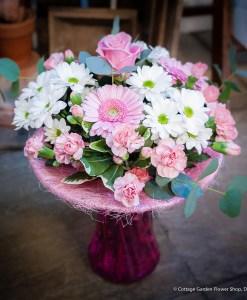 Pink Gift Vase