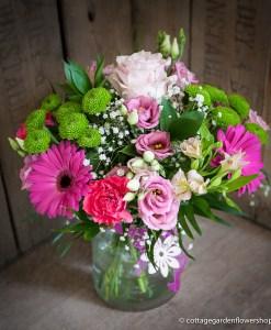 Summer Sorbet Vase