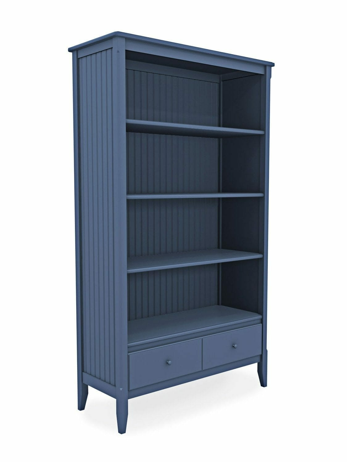 Tall White Bookcase Drawers