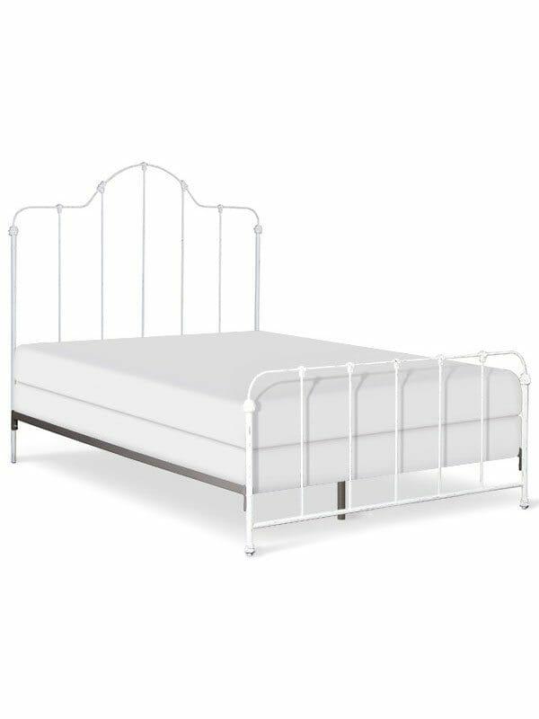 claudia iron bed