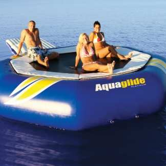 Water Trampoline and Water Park Attachments